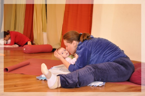 יוגה לתינוקות בחיפה