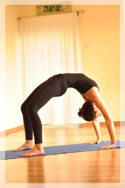 yoga haifa