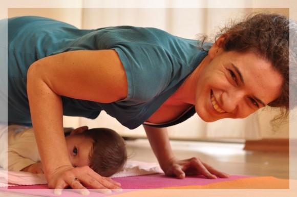 baby yoga in haifa