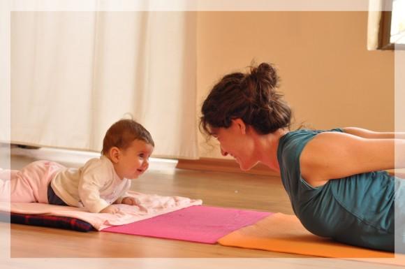 פעילות אמהות ותינוקות